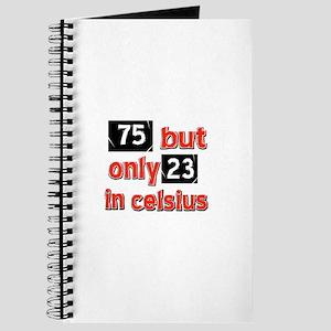 75 year old designs Journal