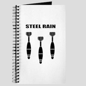 Steel Rain Journal