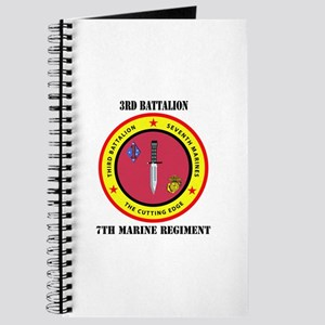 2nd Battalion 7th Marines Journal