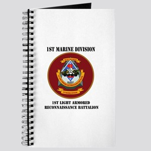 1st Light Armored Reconnaissance Bn with Text Jour