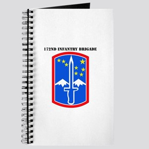 SSI-172nd Infantry Brigade with text Journal