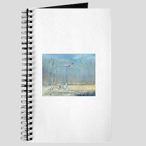 Sandhill Cranes Journal