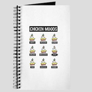 Chicken Moods Journal