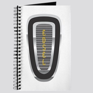 The Edsel Horsecollar Logo Journal
