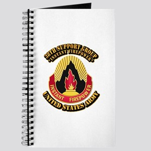 38th Support Group with Text Journal