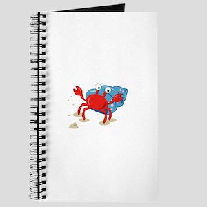 Dancing Crab Journal