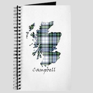 Map-Campbell dress Journal
