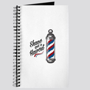 Shave & Haircut Journal