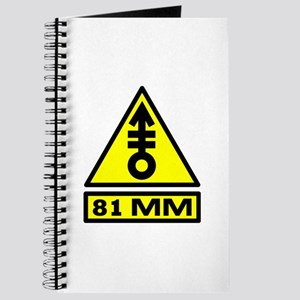 81mm warning Journal