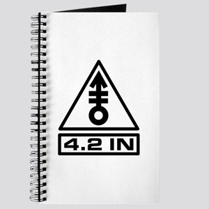 4.2in Warning (B) Journal