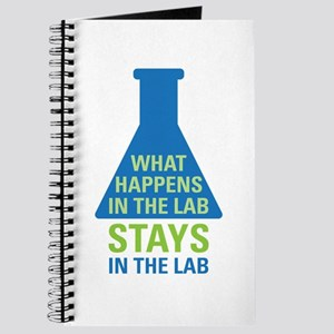 In The Lab Journal