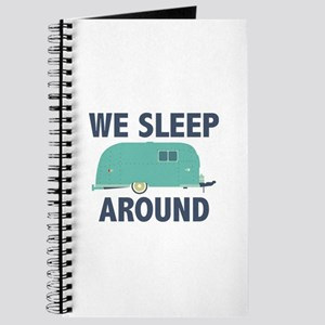 We Sleep Around Journal
