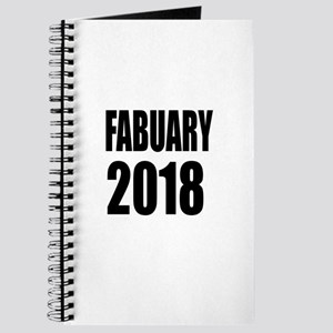 February 2018 Birthday Designs Journal