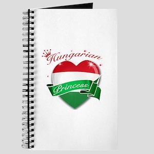 Hungarian Princess Journal