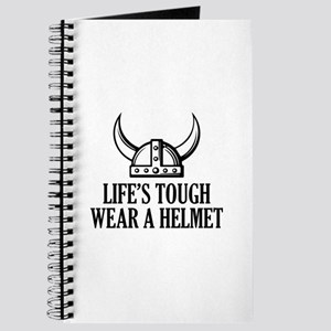 Wear A Helmet Journal