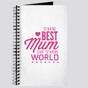 The Best Mum In The World Journal