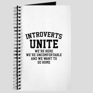 Introverts Unite Journal