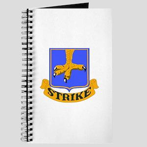 DUI - 2nd Bn - 502nd Infantry Regt Journal