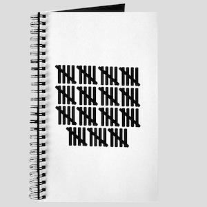 75th birthday Journal