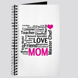 Mothers Day or Mom's Birthday Journal