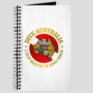 Dive Australia (hammerhead) Journal