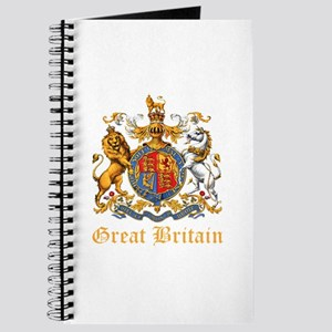 Royal Coat Of Arms Journal