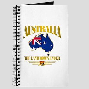 """""""Land Down Under"""" Journal"""