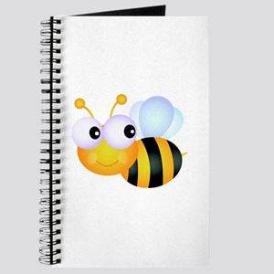 Cute Cartoon Bumble Bee Journal