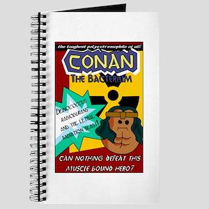Conan the Bacterium Journal