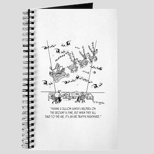 Santa & Air Traffic Control Journal