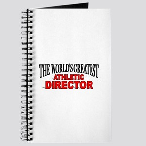 """The World's Greatest Athletic Director"" Journal"