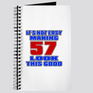 It's Not Easy Making 57 Journal