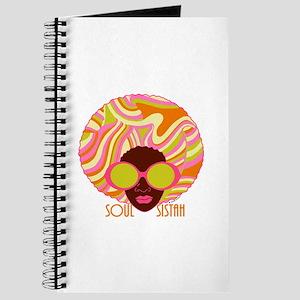 Soul Sistah Brown Journal