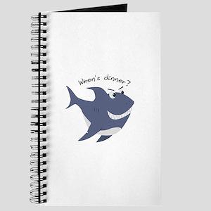 Whens Dinner? Journal