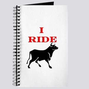 Ride Bull Journal