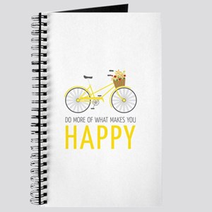 Makes You Happy Journal