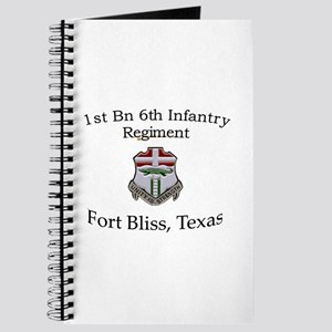 1st Bn 6th Inf Journal