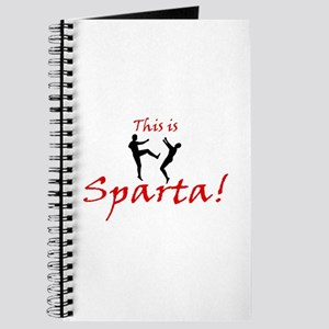 This is Sparta - Kick 3 Journal