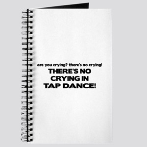 There's No Crying Tap Dance Journal