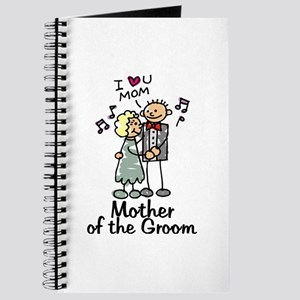 Cartoon Groom's Mother Journal