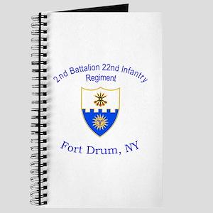 2nd Bn 22nd Inf Reg Journal