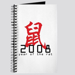 2008 Year of The Rat Journal