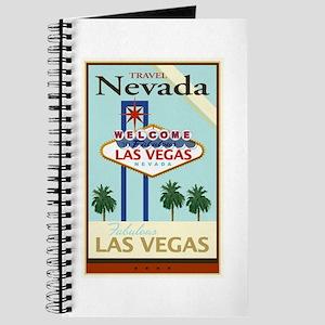 Travel Nevada Journal