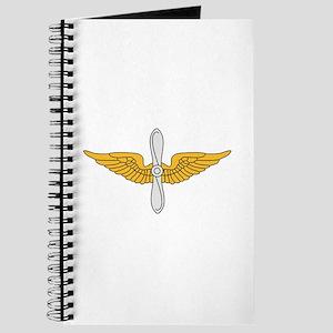 Aviation Branch Insignia Journal
