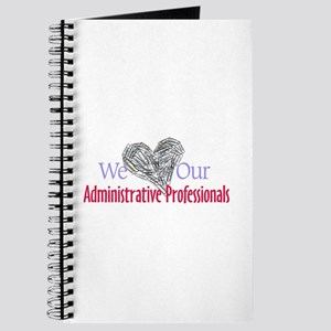 Administrative Professionals Day Journal