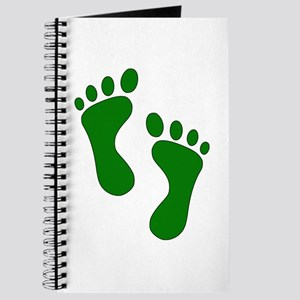 Green Feet Journal