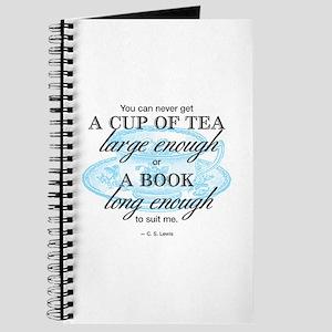 Tea Quote Journal