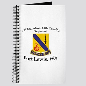 1st Squadron 14th Cavalry Journal