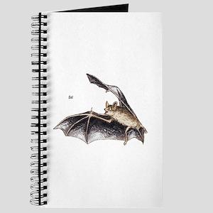 Bat for Bat Lovers Journal