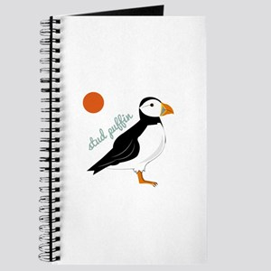 Stud Puffin Journal